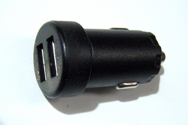 USBcharge, Smartphone-Lader für Zigarretten-Anzünder