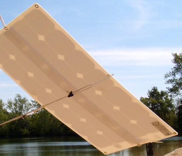 StiffIt, Aussteifung zum Aufhängen des Solarmodul SFe 86-15