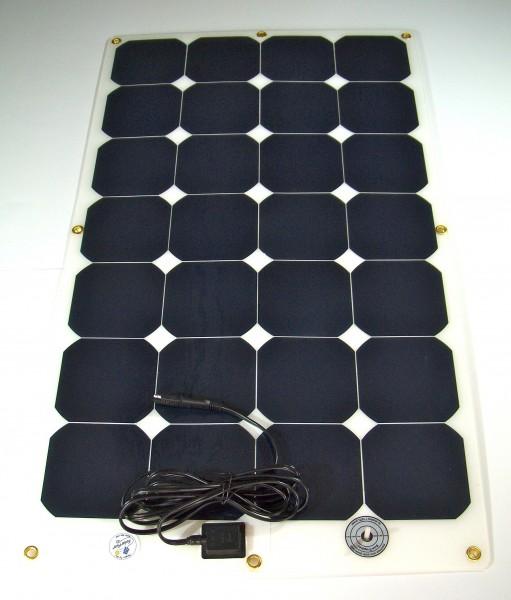 Hochleistungs- Solarmodul SFe 86-15, 86Watt/15V, leicht und flexibel
